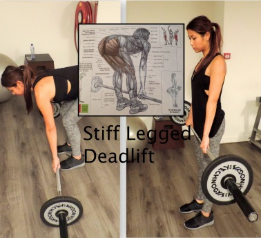 Stiff-Legged-Deadlift